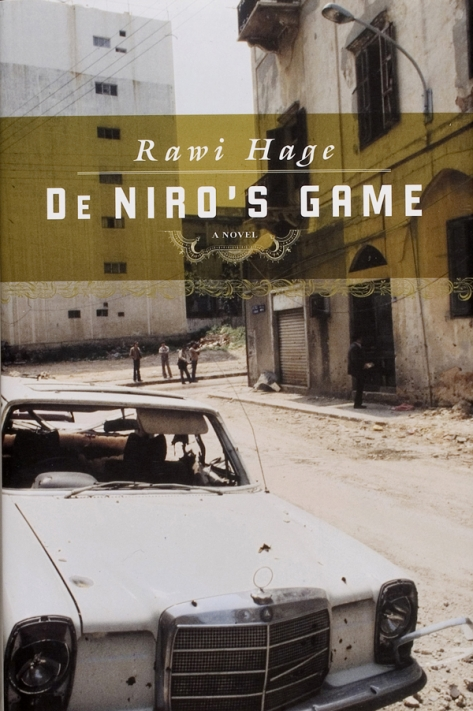 theft and violence in de niros game a novel by rawi hage The emotions and activity in the novel wuthering heights by emily bronte   and urban community theft and violence in de niros game a novel by rawi hage .