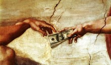 money-and-hand-of-god