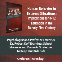 Human Behavior in Extreme Situations by Robert Koff