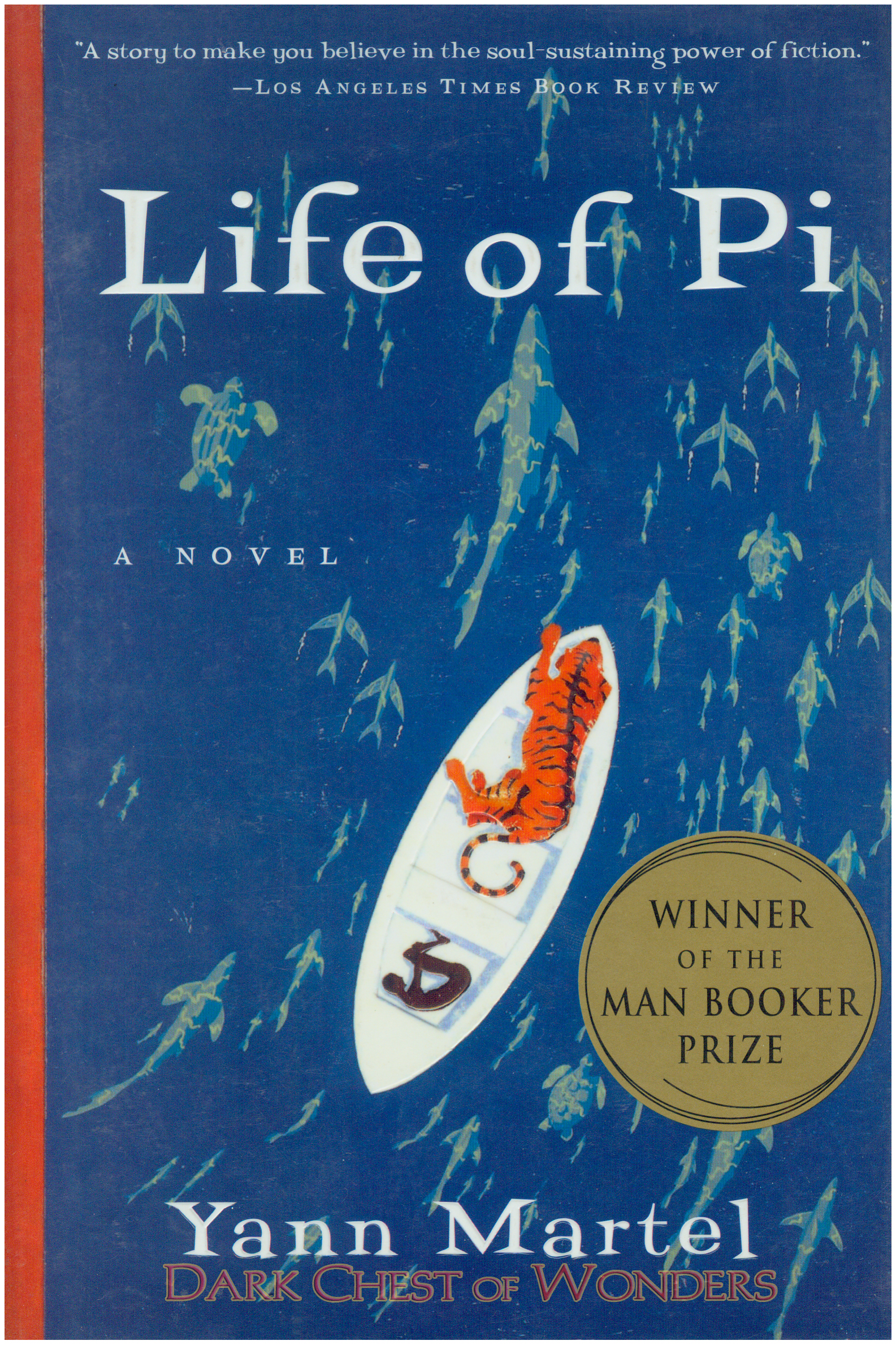 If you liked life of pi you 39 ll love indiereader for Life of pi family
