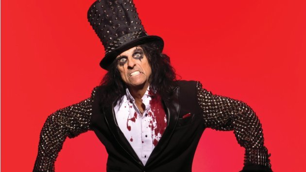 Alice Cooper Collaborates with Dark Matter for Ghoulish Collaboration