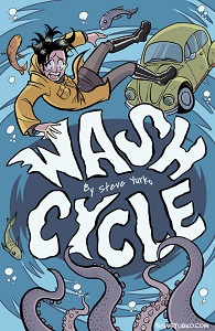 "Steve Yurko's ""Wash Cycle"" Leaves Readers Soaked in Creativity"