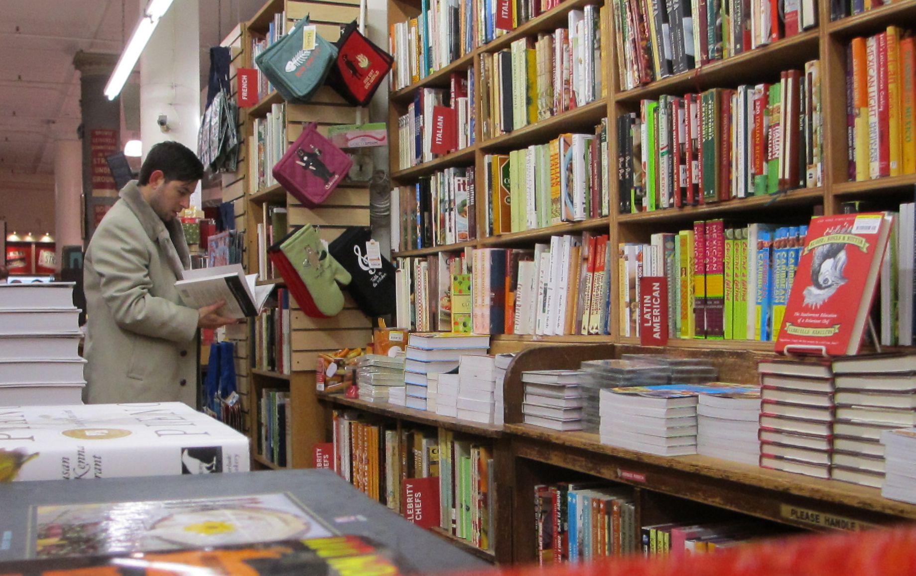 the bookshop - photo #49