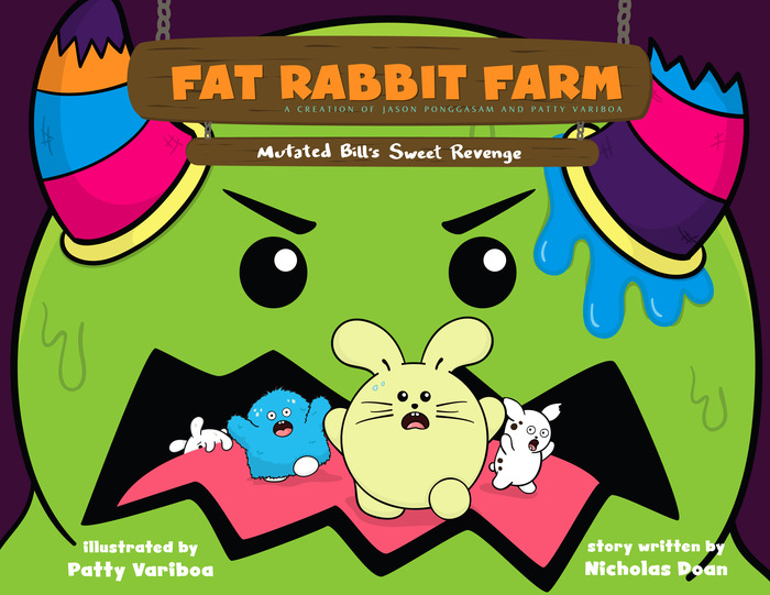 Fat Rabbit Farm: A Comic as Sweet as its Characters