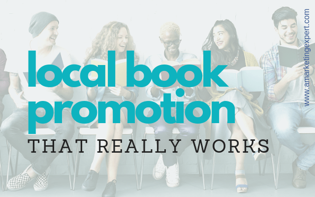 9 Local Book Promotion Tips That Really Work