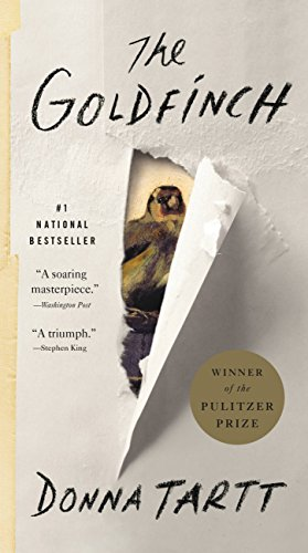 "If You Liked ""The Goldfinch"", You'll LOVE…"