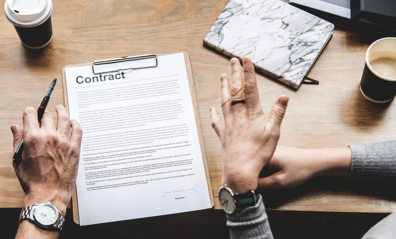 The Best Contract Negotiation Advice for Authors