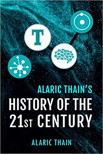 """As IR Approved Author Alaric Thain is not currently alive answers to the questions below have been provided by """"Artie"""", an AI entity who knew the author well."""