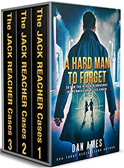 The Jack Reacher Cases: Complete Books #1, #2 & #3