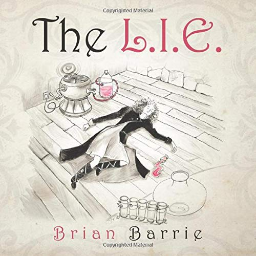 """Advice from IR Approved Author Brian Barrie: """"Write for yourself, for the joy of telling a story…"""""""