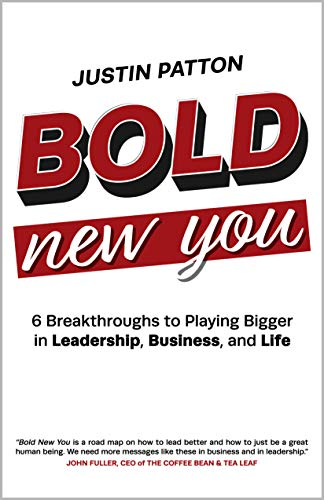 """Author Justin Patton Talks About His IRDA-Winning """"Bold New You"""""""