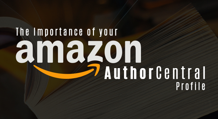 Maximizing Your Amazon Author Central Page