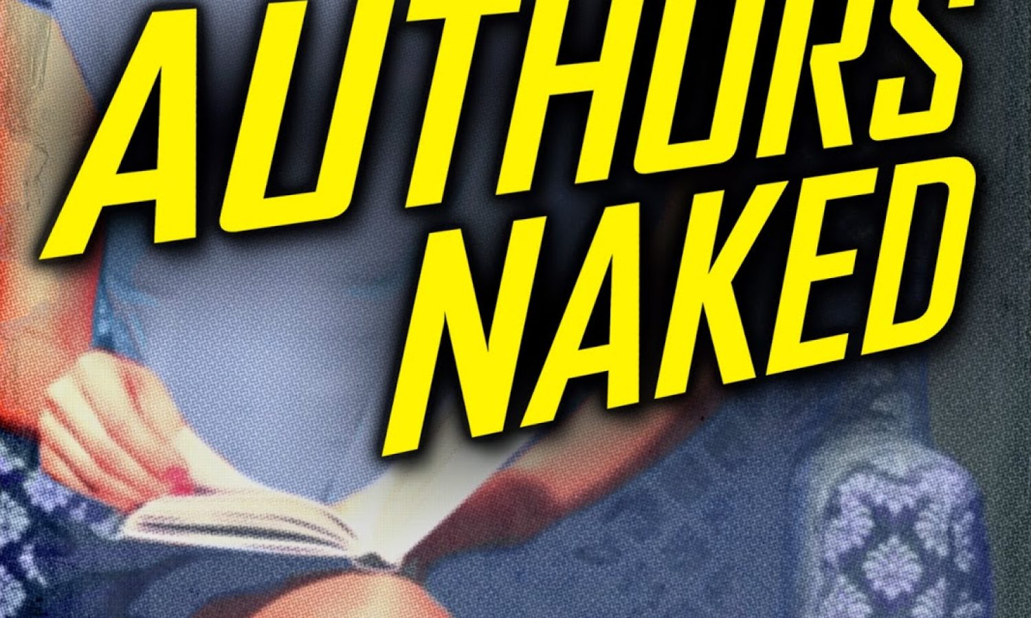 Indie Authors Naked Book Cover
