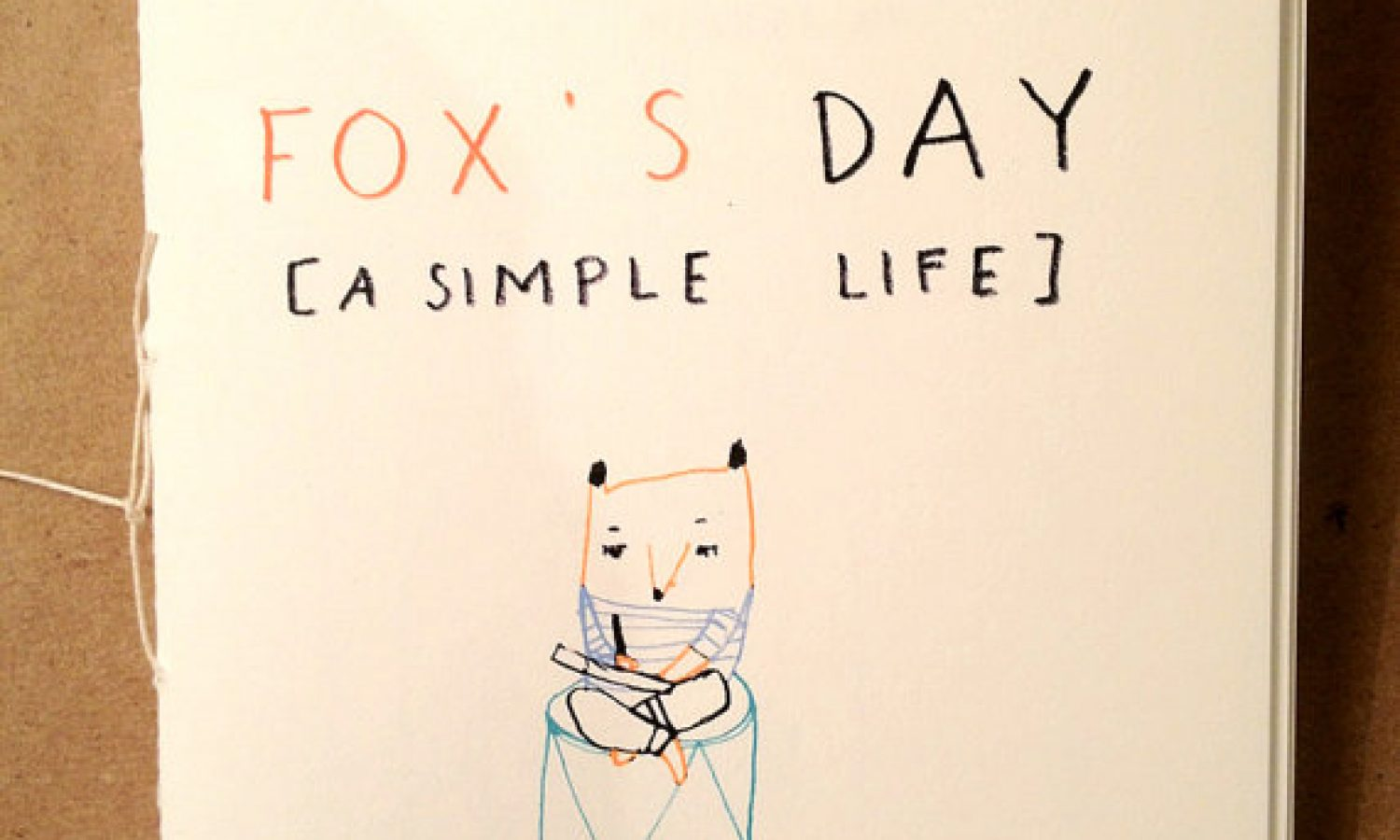 fox's day cover