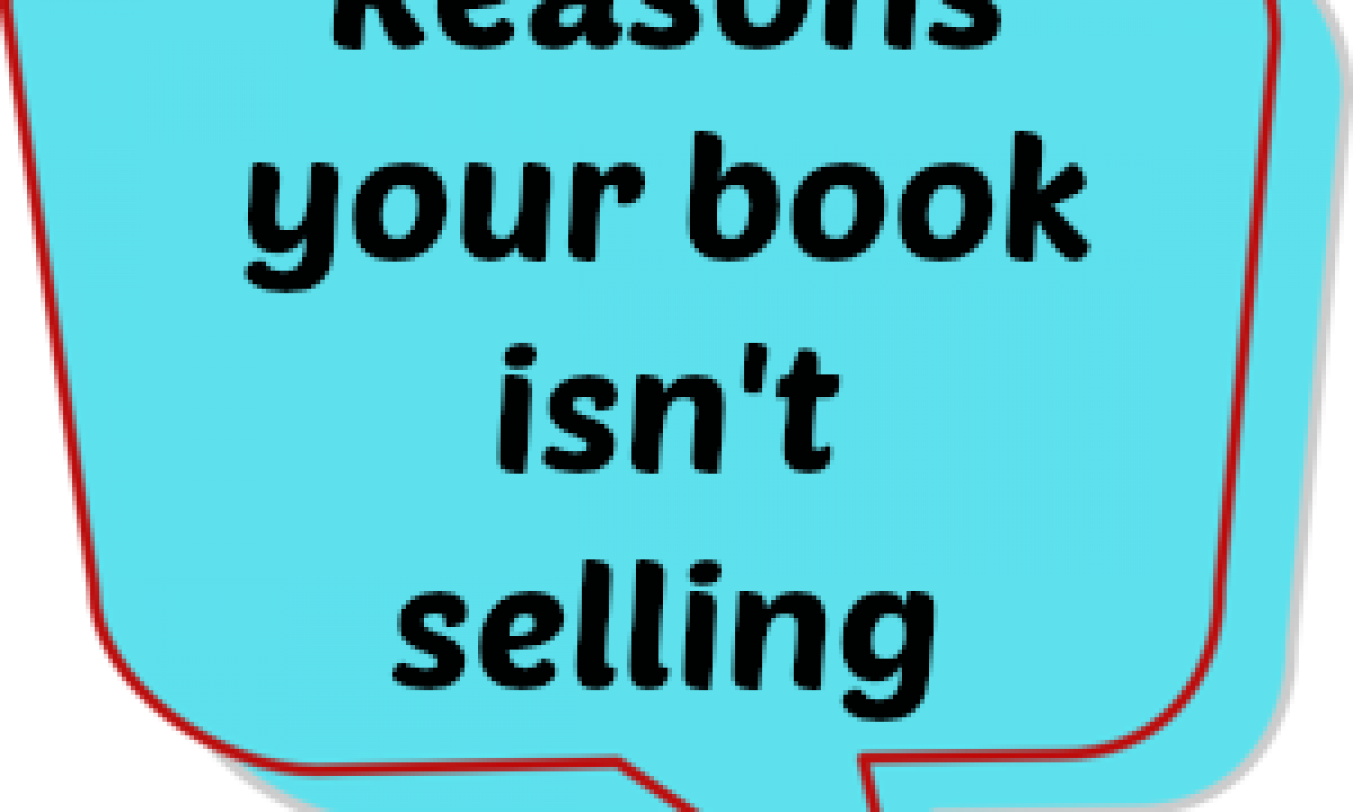 reasons your book isnt selling