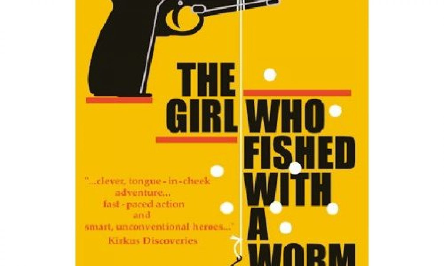 the girl who fished big
