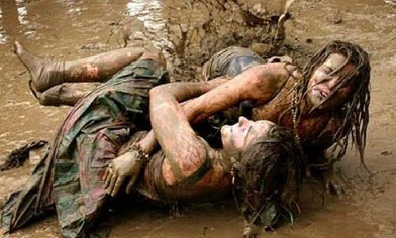 tl mud wrestling